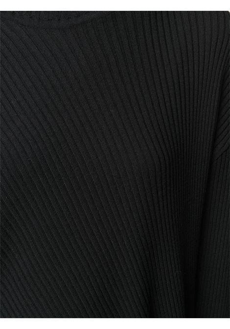 Maglione asimmetrico MARQUES ALMEIDA | Maglia | KN0063MKNBLACK