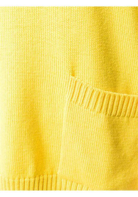Maglione con tasche MARQUES ALMEIDA | Maglia | KN0064MKNYELLOW