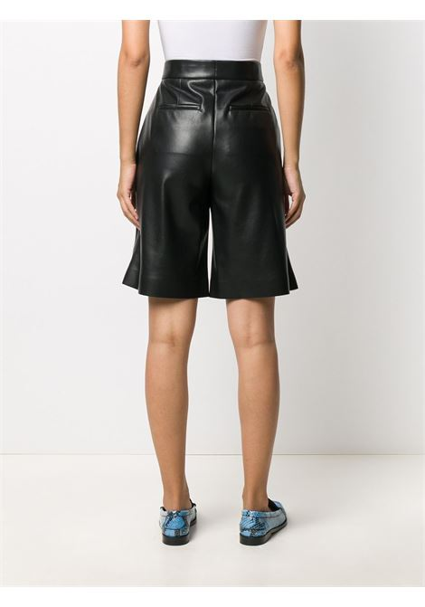 Shorts in ecopelle MSGM | Bermuda | MDB0420765299