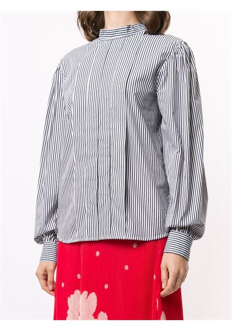Striped blouse MSGM | Blouse | MDM08A20767499
