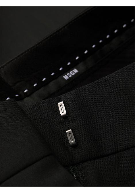 Pantaloni sartoriali MSGM | Pantalone | MDP08U20751999