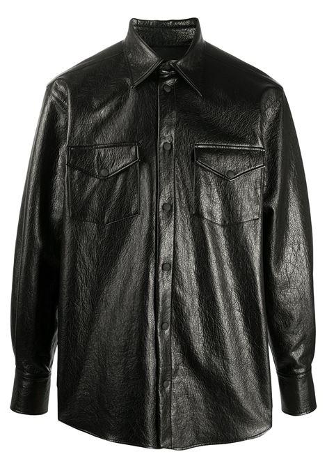 Camicia in ecopelle MSGM | Camicia | ME0220767099