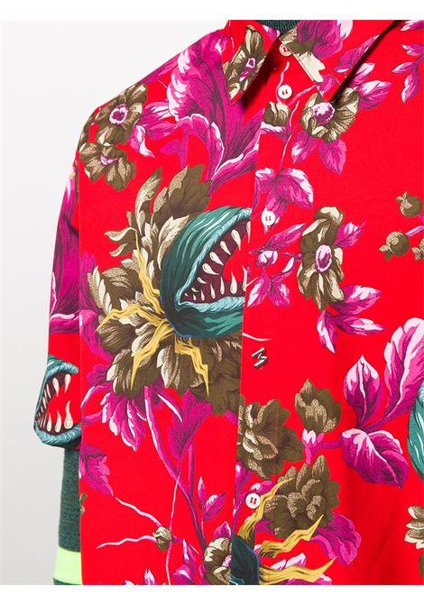 Camicia mezza manica MSGM | Camicia | ME13A20755118