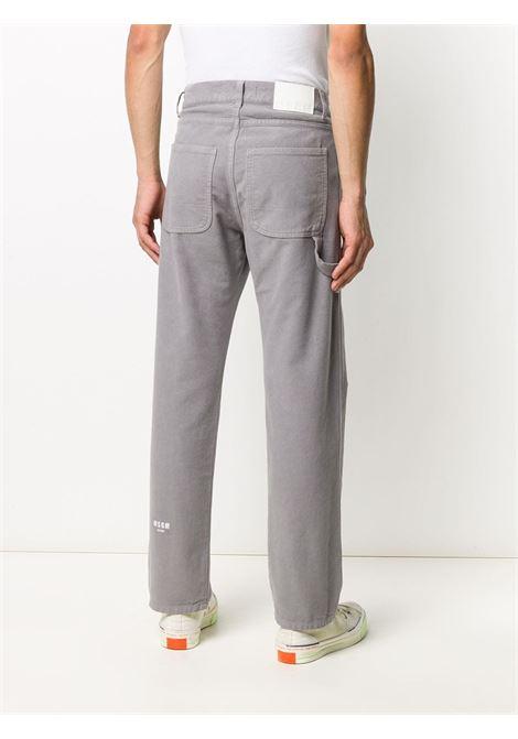 Pantaloni cinque tasche MSGM | Pantalone | MP86T20773894