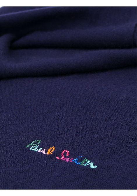 Sciarpa con logo ricamato PAUL SMITH | Sciarpa | M1A-117F-AS3947