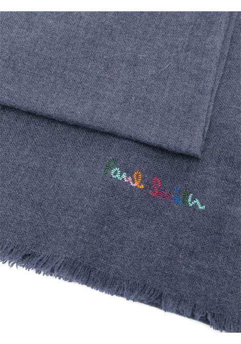 Sciarpa con logo ricamato PAUL SMITH | Sciarpa | M1A-117F-AS3976