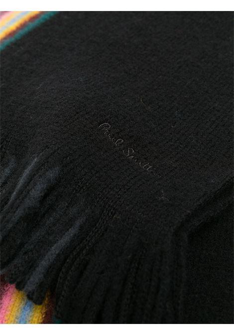 Sciarpa con logo ricamato PAUL SMITH | Sciarpa | M1A-420F-AS1079
