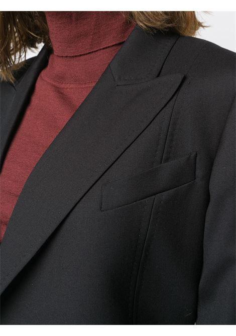 Giacca doppiopetto con cintura PAUL SMITH | Giacca | W1R-211J-E0000179
