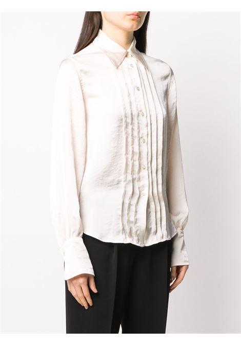 Camicia con pieghine PHILOSOPHY di LORENZO SERAFINI | Camicia | A021571203