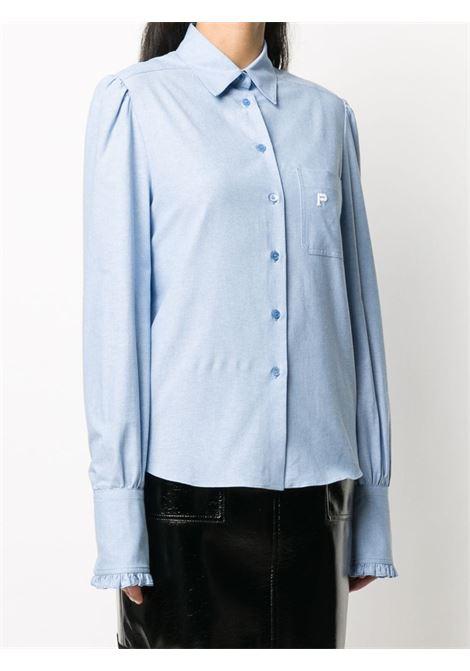 Camicia con logo ricamato PHILOSOPHY di LORENZO SERAFINI | Camicia | A022057250293