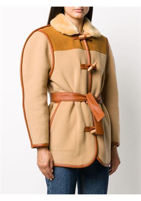 Giaccone con cintura PHILOSOPHY di LORENZO SERAFINI | Cappotto | A0603573818
