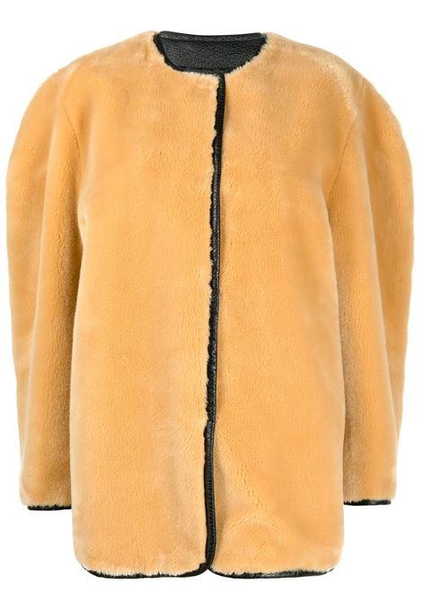Giaccone in pelliccia ecologica PHILOSOPHY di LORENZO SERAFINI | Giaccone | A0604579118