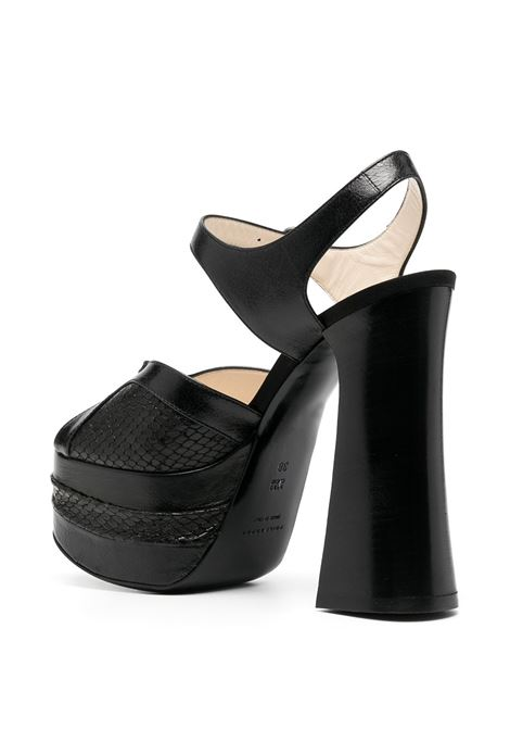 Sandali in pelle PHILOSOPHY di LORENZO SERAFINI | Scarpe | A320371760555