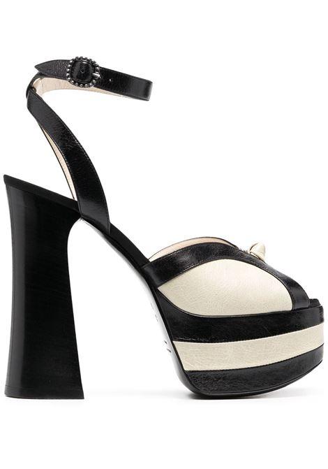 Sandali in pelle PHILOSOPHY di LORENZO SERAFINI | Scarpe | A320671761555