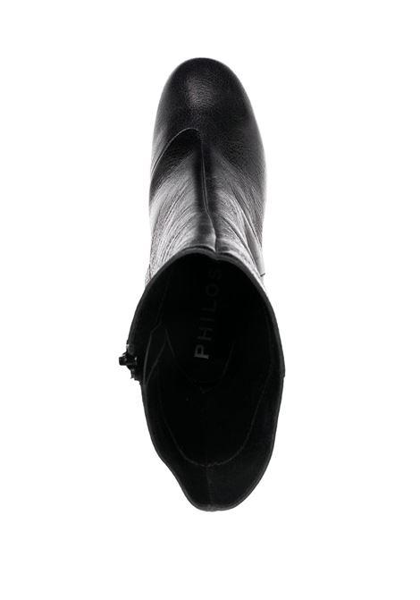 Stivaletti in pelle PHILOSOPHY di LORENZO SERAFINI | Scarpe | A320871760555