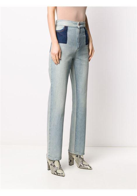 Jeans a vita alta PHILOSOPHY di LORENZO SERAFINI   Pantalone   V031271301349