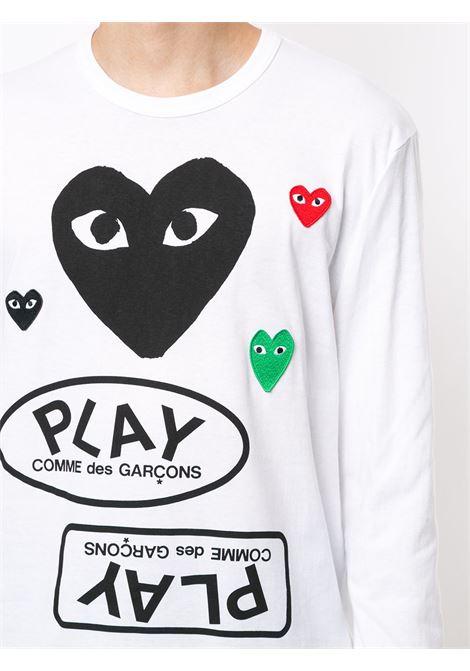 PLAY COMME DES GARCONS |  | P1T2861