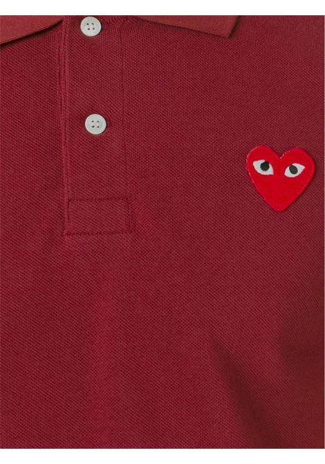 PLAY COMME DES GARCONS | Polo Shirt | P1T0063