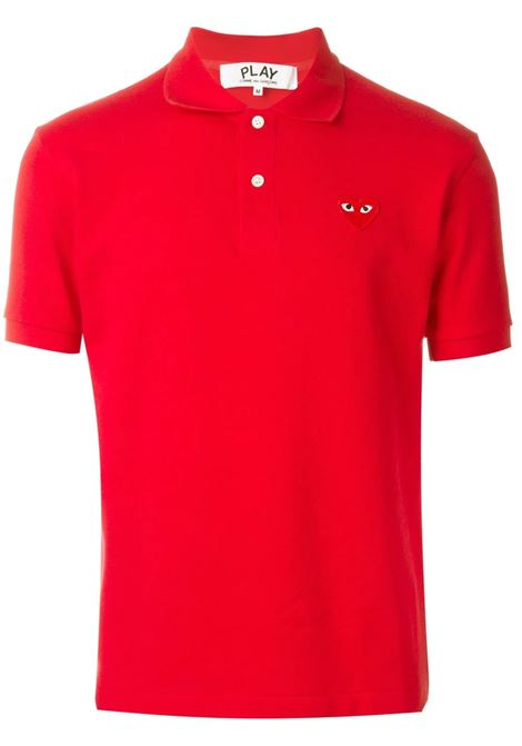 PLAY COMME DES GARCONS | Polo Shirt | P1T0064