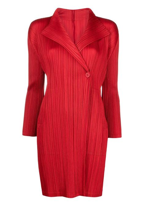 Cappotto plissettato PLEATS PLEASE | Cappotto | PP08JA22324