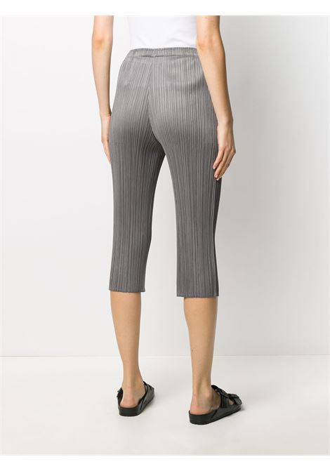 Pantaloni crop plissettati PLEATS PLEASE | Pantalone | PP08JF11012