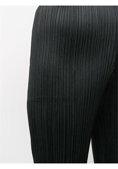 Pantaloni crop plissettati PLEATS PLEASE | Pantalone | PP08JF11015
