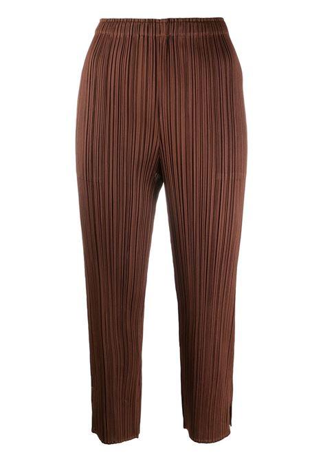 Pantaloni  plissettati PLEATS PLEASE | Pantalone | PP08JF16343