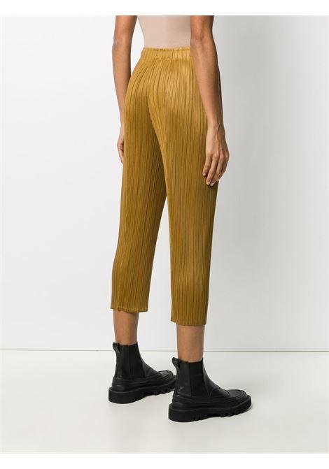 Pantaloni crop plissettati PLEATS PLEASE | Pantalone | PP08JF20456