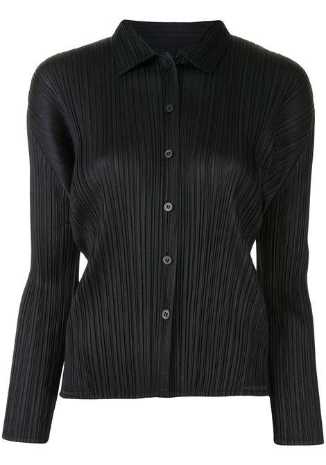Camicia plissettata PLEATS PLEASE | Camicia | PP08JJ10515