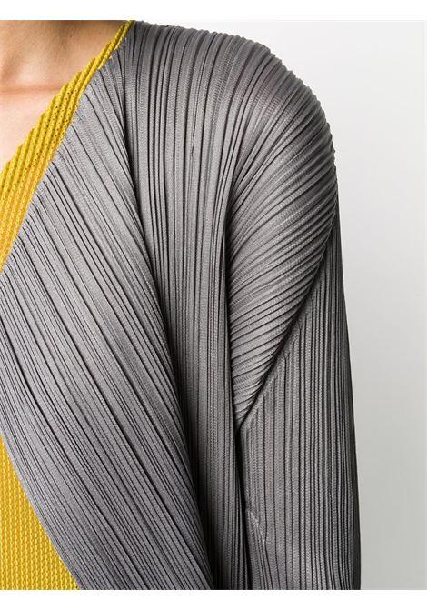 Cardigan plissettato PLEATS PLEASE | Cardigan | PP08JO10612