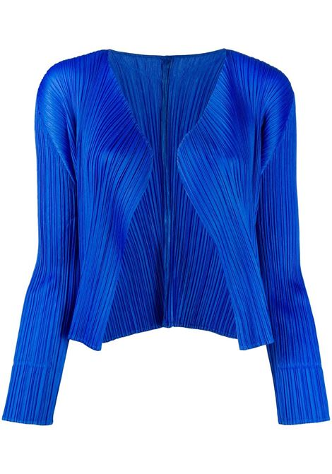 PLEATS PLEASE | Cardigan | PP08JO90572