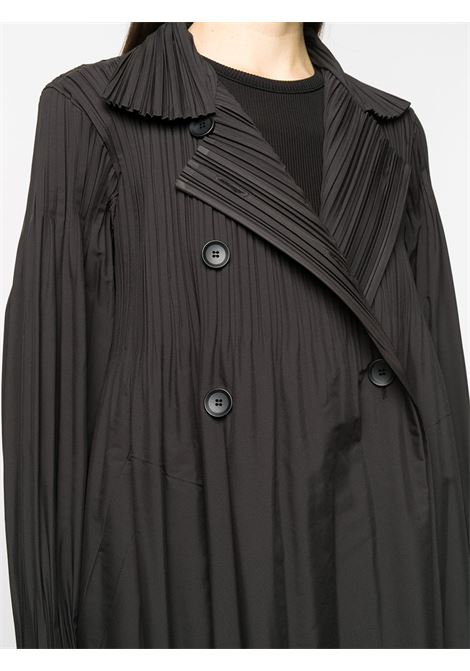 Cappotto plissettato PLEATS PLEASE | Cappotto | PP08ZA53215