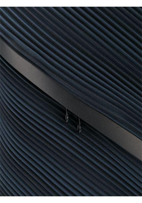 Zaino con plissettatura diagonale PLEATS PLEASE | Borsa | PP09AG50218