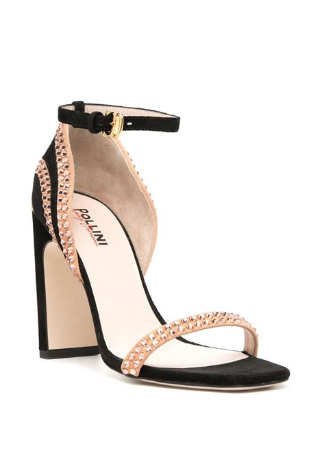 Sandali in pelle scamosciata POLLINI   Scarpe   PA1699AC0BP1200A
