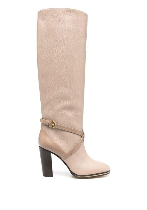 Stivali in pelle POLLINI | Scarpe | PA26099C0BPB110A