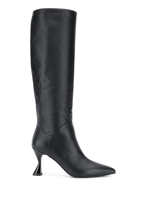 Stivali  in pelle. POLLINI | Scarpe | SA26097C1BTD0000