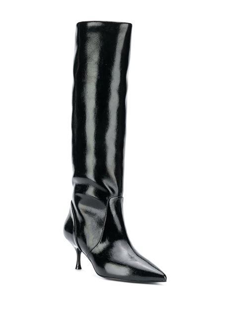 Stivali alti in pelle POLLINI | Scarpe | SA26105C1BTS0000