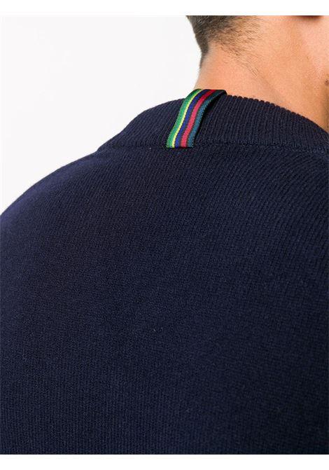 Cardigan con scollo a V PS PAUL SMITH | Cardigan | M2R-150U-E2109149
