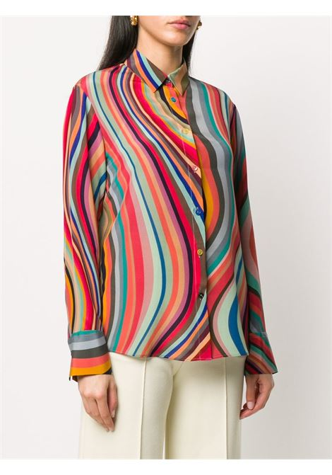 Camicia in  seta PS PAUL SMITH | Camicia | W2R-019B-E3042590