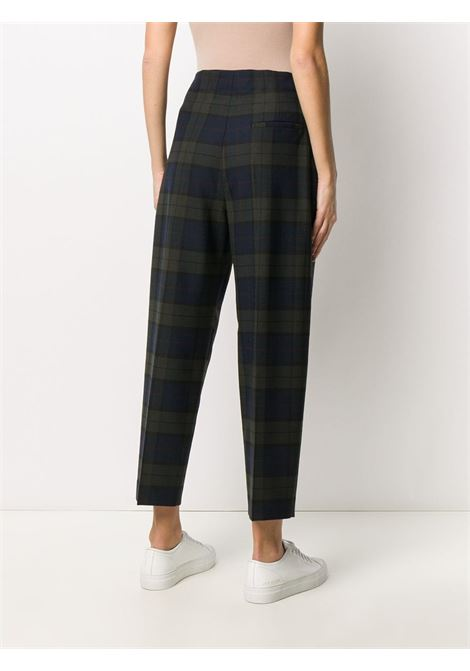 Pantaloni crop a quadri PS PAUL SMITH | Pantalone | W2R-159T-E3063849