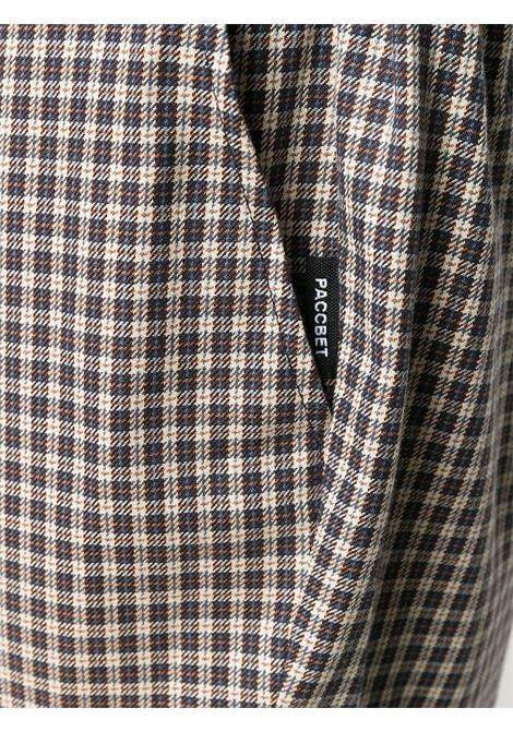 Pantaloni a quadri RASSVET | Pantalone | PACC7P0023
