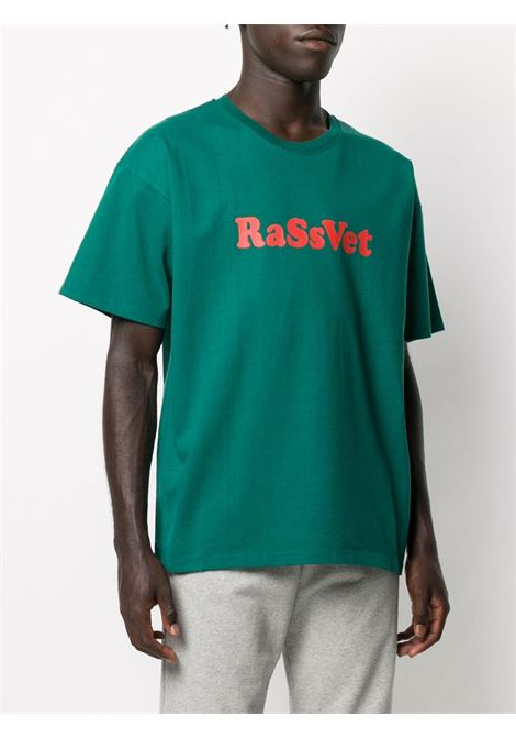 T-shirt con stampa logo RASSVET | T-shirt | PACC7T0082