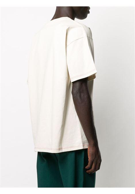 T-shirt grocollo con stampa RASSVET | T-shirt | PACC7T3013