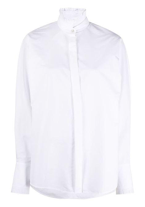 Camicia con ruches plissettate SPORTMAX | Camicia | ORSI001