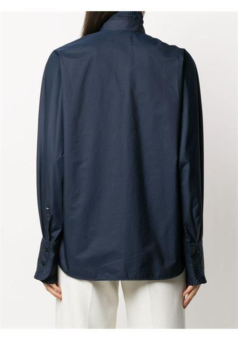 Camicia con ruches plissettate SPORTMAX | Camicia | ORSI005
