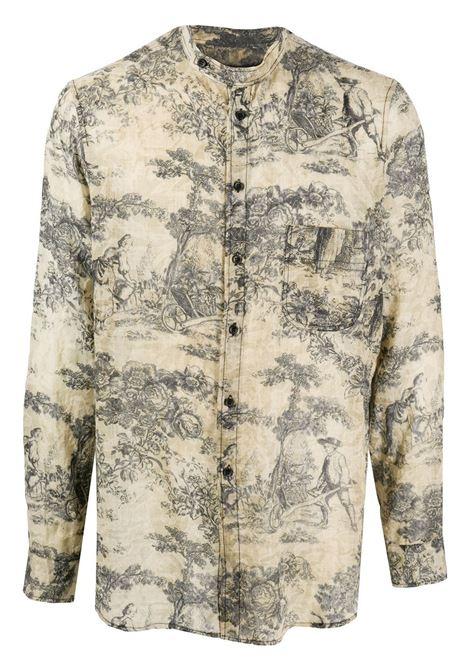 UMA WANG | Shirt | UM1502UW029