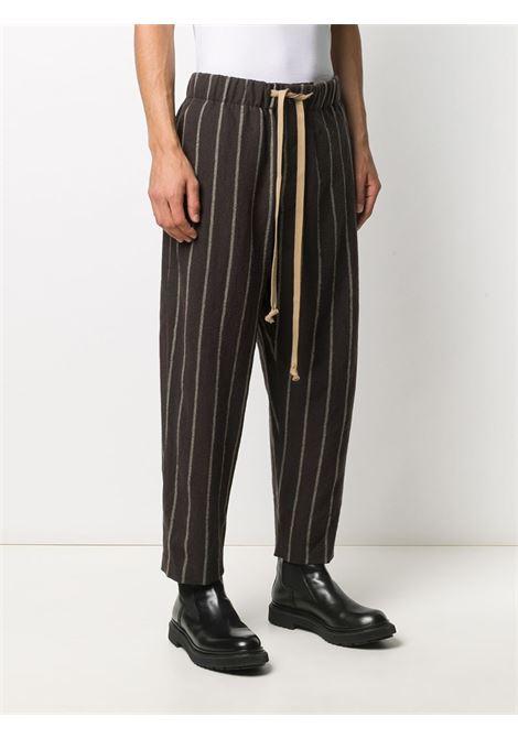 Pantaloni crop  UMA WANG | Pantalone | UM3507UW062