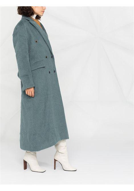 Cappotto lungo doppiopetto UMA WANG | Cappotto | UW8014UW380