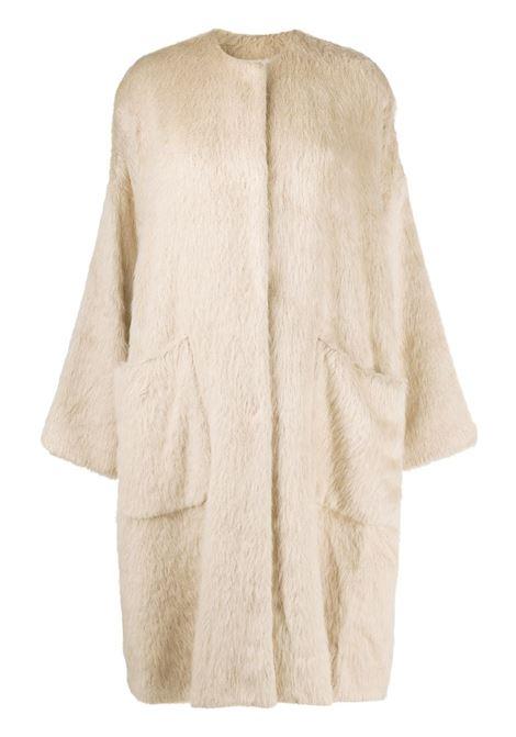 Cappotto in pelliccia ecologica UMA WANG | Cappotto | UW8021UW101