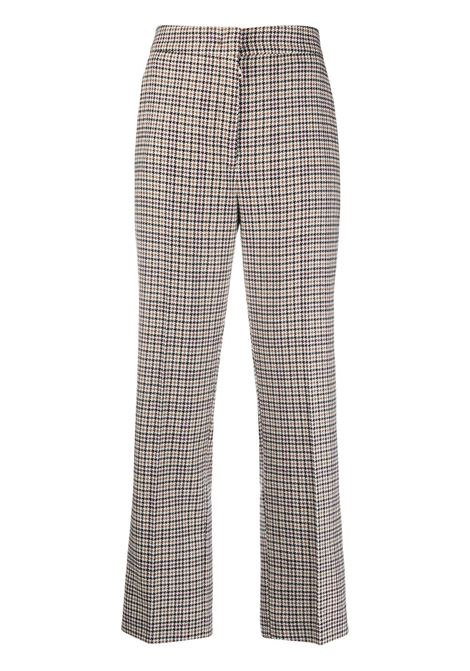 Pantaloni in pied de poule VIVETTA | Pantalone | B072-3074Q101